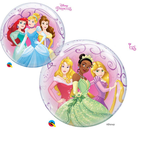 bubble princesses disney