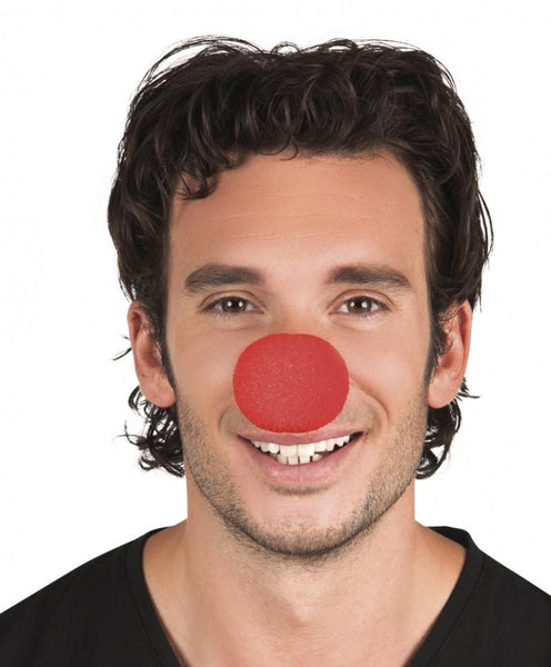 12 nez clown mousse