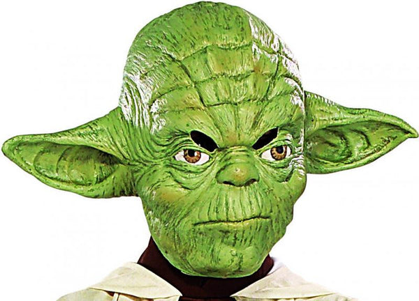 masque star wars yoda