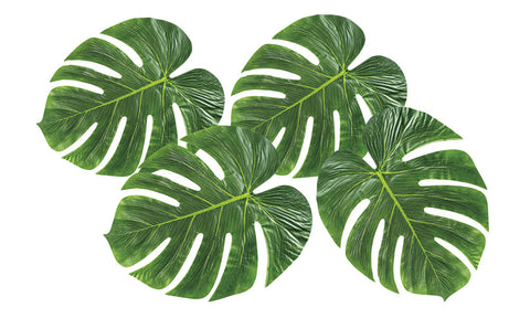 4 feuilles tropicales