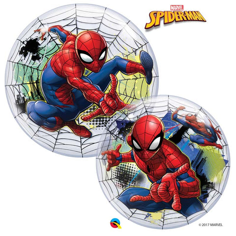 Bubble Spiderman
