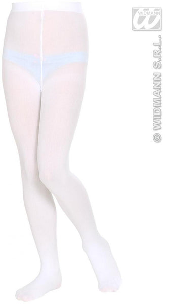 collant enfant blanc