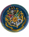 8 assiettes harry potter 23 cm