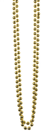 collier perles or