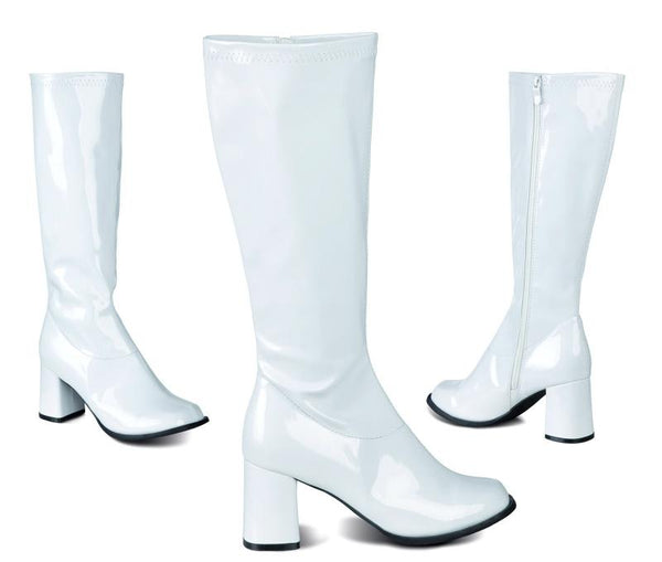 bottes disco blanches femme pointure 37