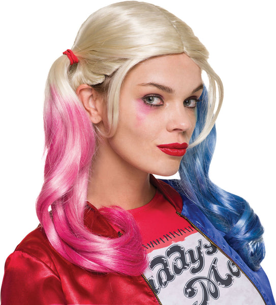 Perruque Harley Quinn Suicide Squad