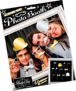 Photo booth party chic par 12