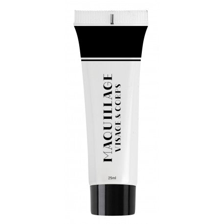 Maquillage blanc en tube 28 ml