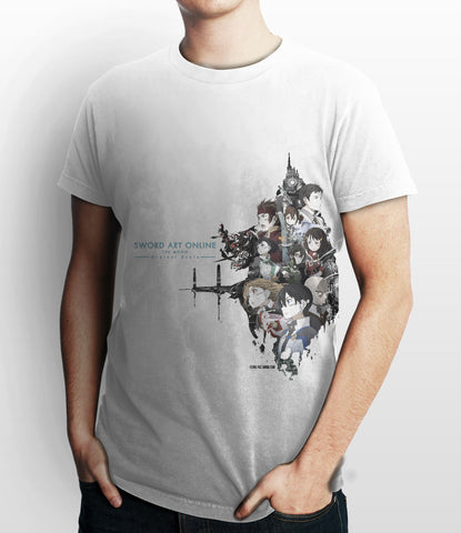 Playera Oficial de Sword Art Online The Movie: Ordinal Scale