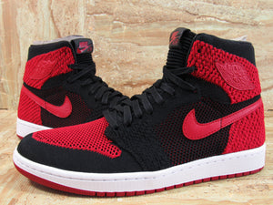 "sneakers for cheap ff841 80180 AIR JORDAN 1 RETRO HIGH FLYKNIT ""BANNED"""