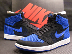 "ee7190ea356e0e AIR JORDAN 1 RETRO HIGH FLYKNIT ""ROYAL"" – CrazyKickz"
