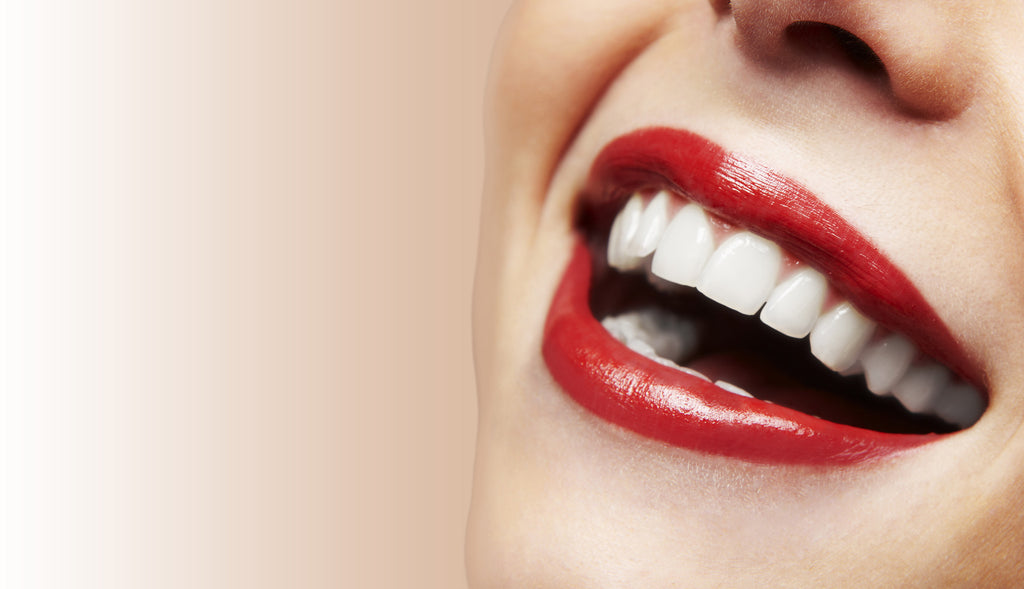 White teeth for a high price? Not necessarily!