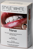 Home Teeth Whitening Refill, Gel, System STYLE' WHITE