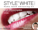 Home Teeth Whitening Kit, Gel, System STYLE' WHITE