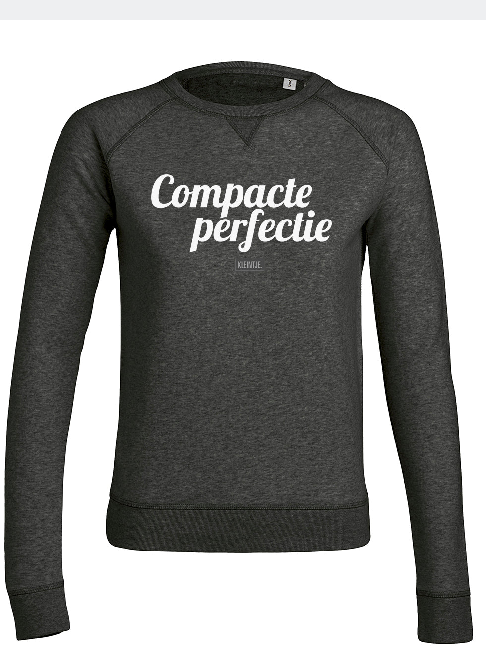 """Compacte Perfectie"" Dames Sweater"