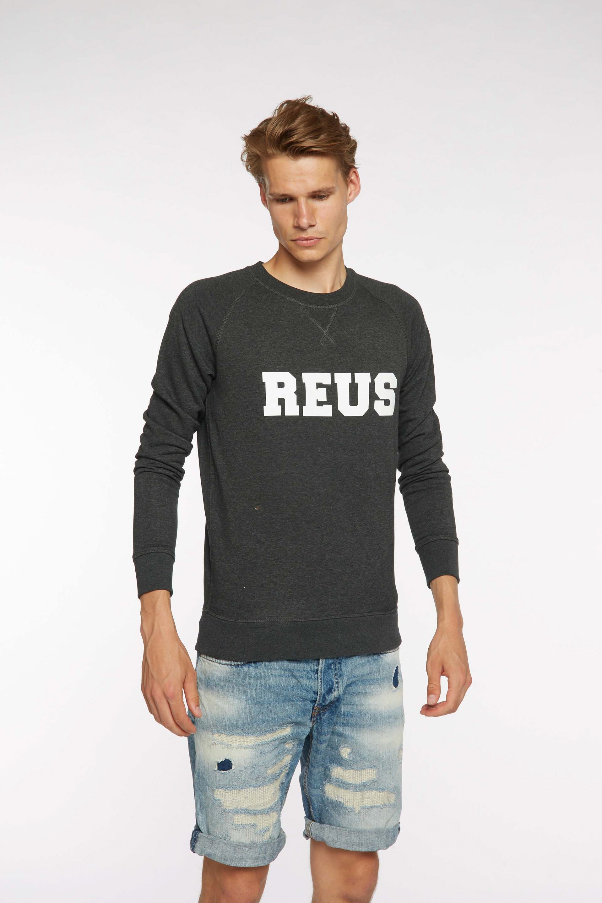 REUS  Sweater Mannen