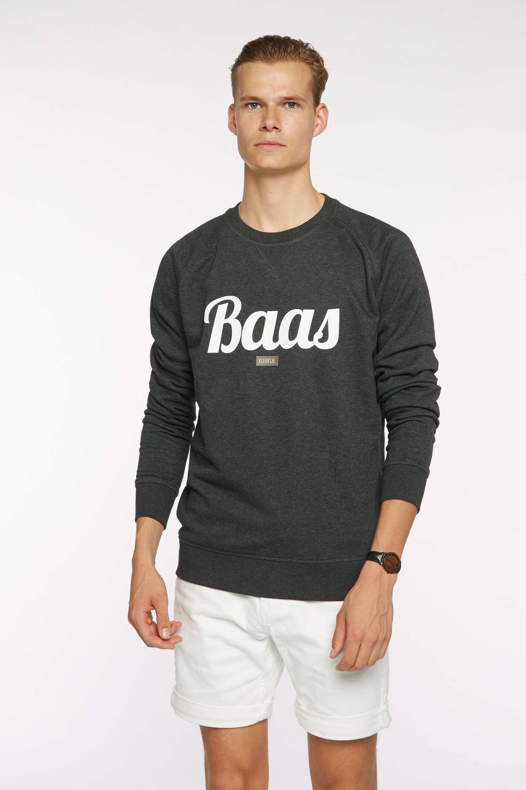 Baas Sweater Mannen