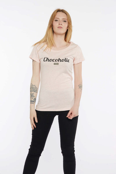 'Chocoholic' Shirt Dames