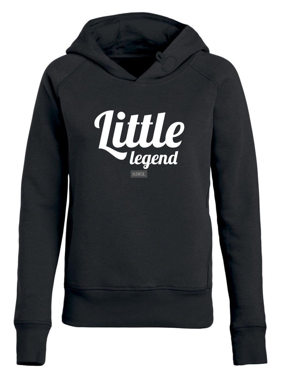 'Little Legend' Dames Hoodie