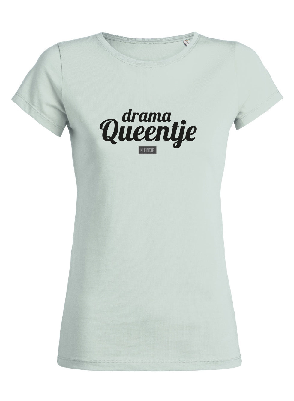 'Drama Queentje' Shirt Dames