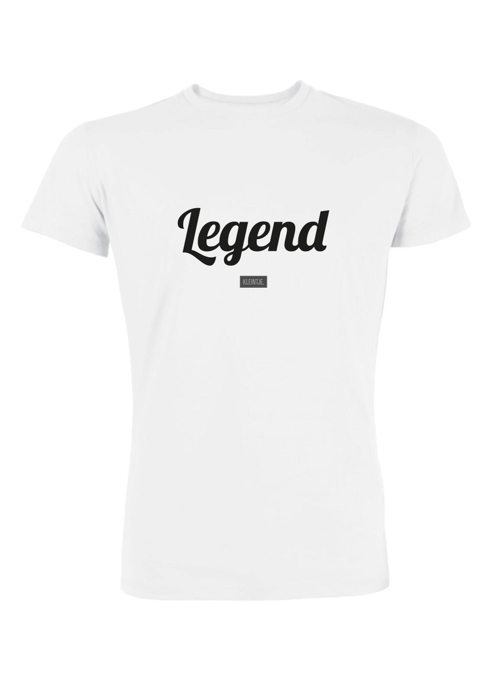'Legend' Shirt Mannen