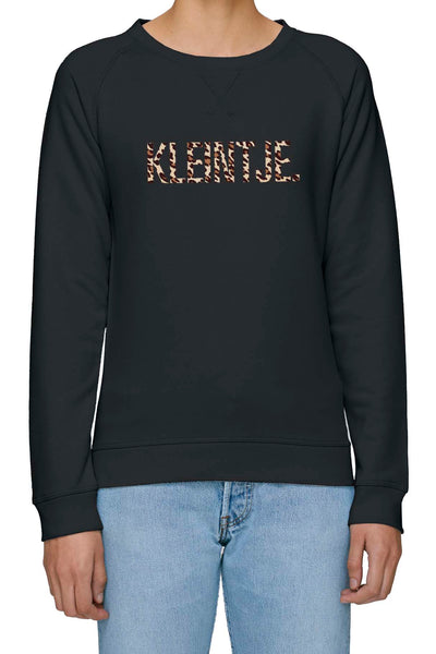 SPECIAL EDITION 'Kleintje Panter' Dames Sweater