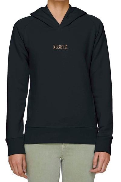SPECIAL EDITION 'Kleintje Panter klein'  Dames Hoodie