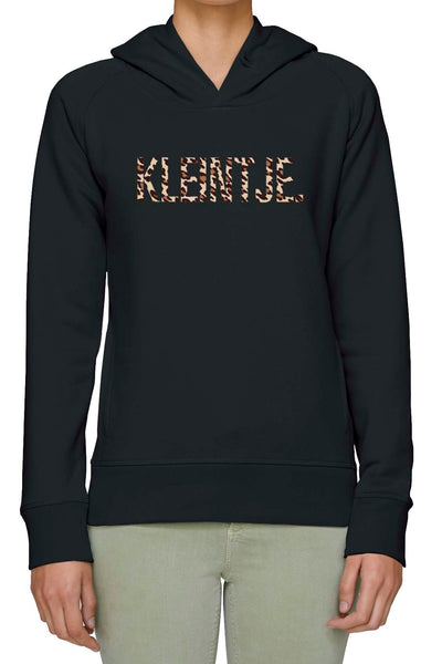 SPECIAL EDITION 'Kleintje Panter'  Dames Hoodie