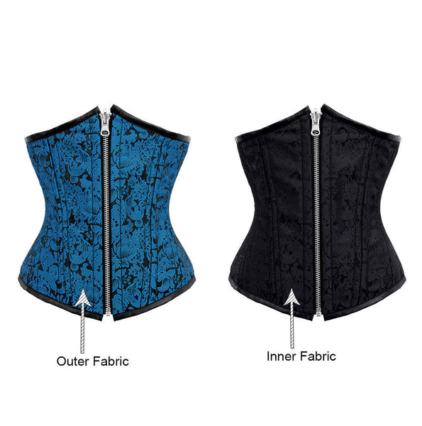 Amaia Reversible Waist Training Corset - Corsets Queen US-CA
