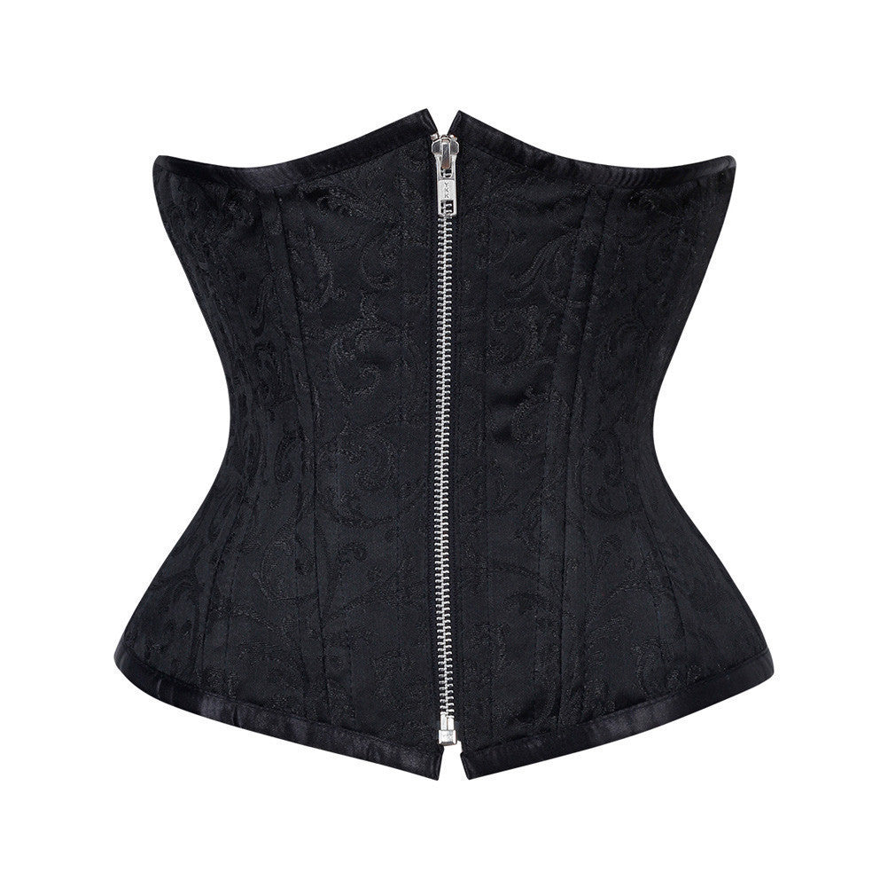Amiya Waist Training Corset - Corsets Queen US-CA