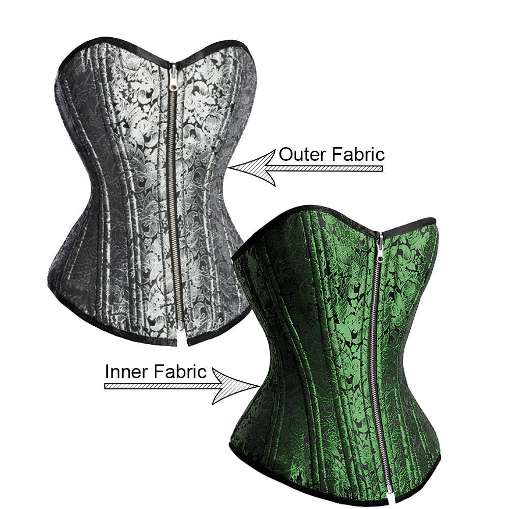 Doris Reversible Waist Training Corset - Corsets Queen US-CA