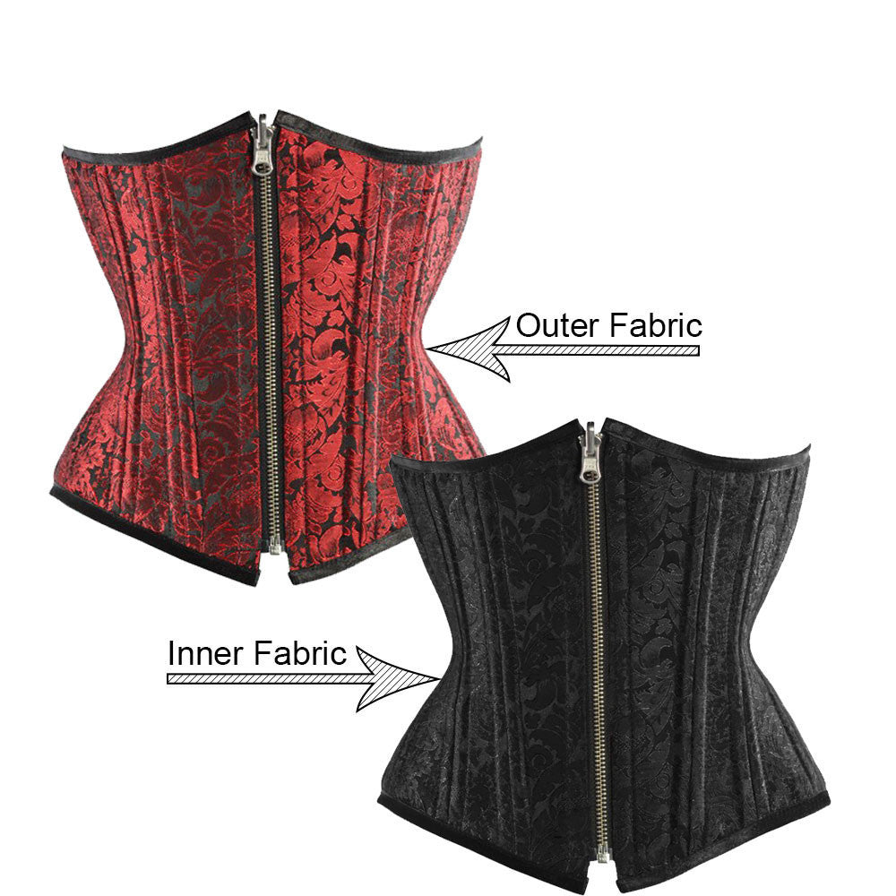Dulce Custom Made Corset - Corsets Queen US-CA