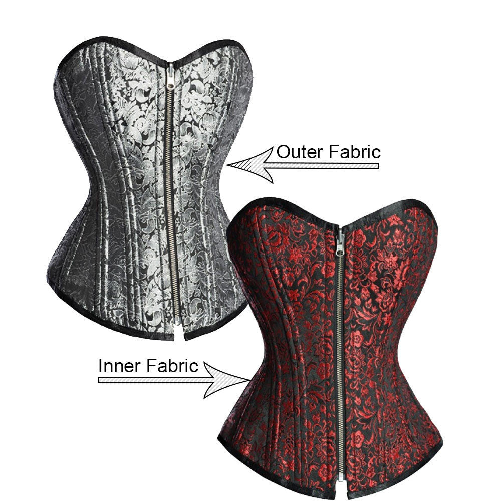 Egypt Custom Made Corset - Corsets Queen US-CA