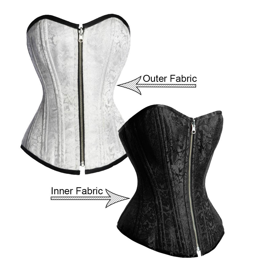 Eisley Custom Made Corset - Corsets Queen US-CA