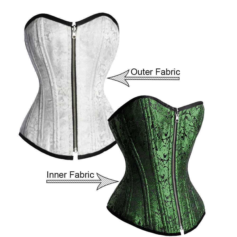 Eiza Custom Made Corset - Corsets Queen US-CA