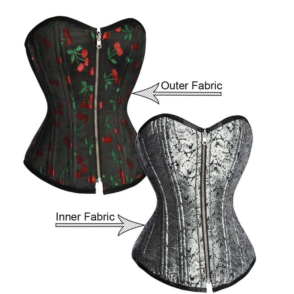 Eleni Custom Made Corset - Corsets Queen US-CA