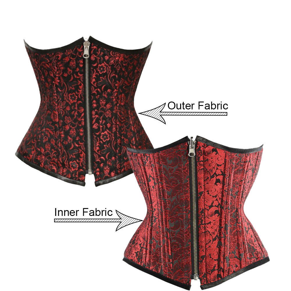 Elin Custom Made Corset - Corsets Queen US-CA
