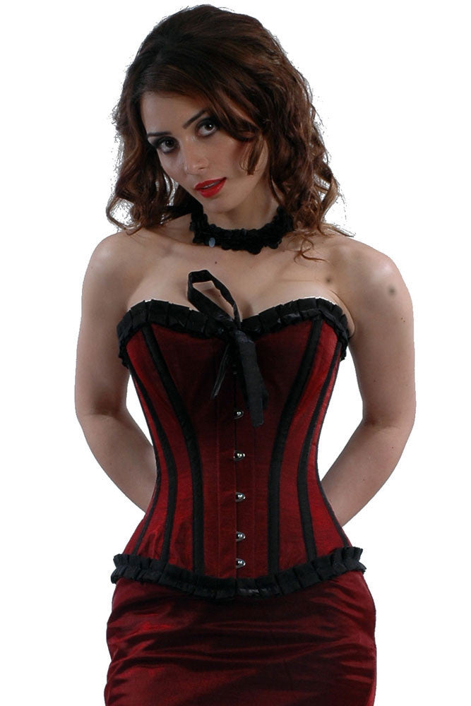 Elle Custom Made Corset - Corsets Queen US-CA