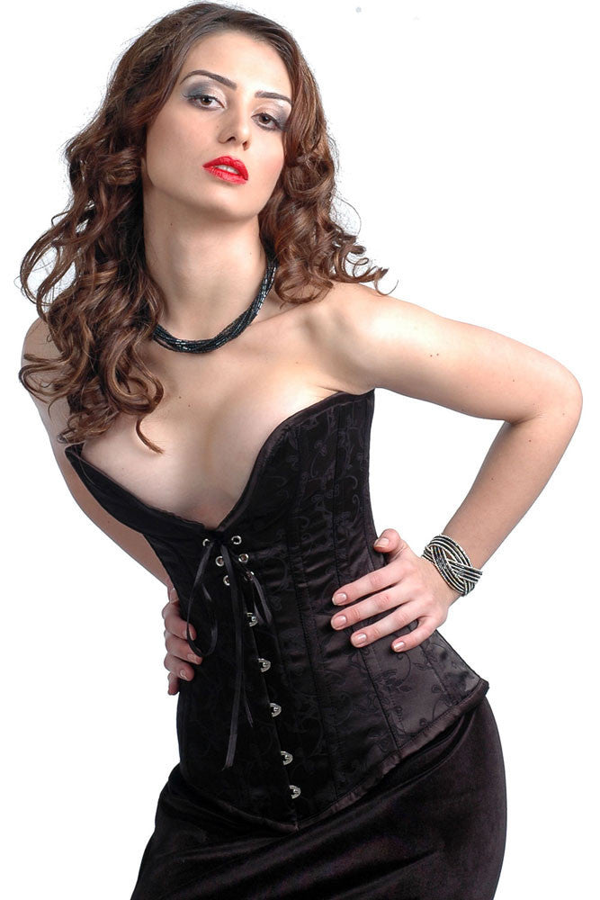 Eloisa Custom Made Corset - Corsets Queen US-CA