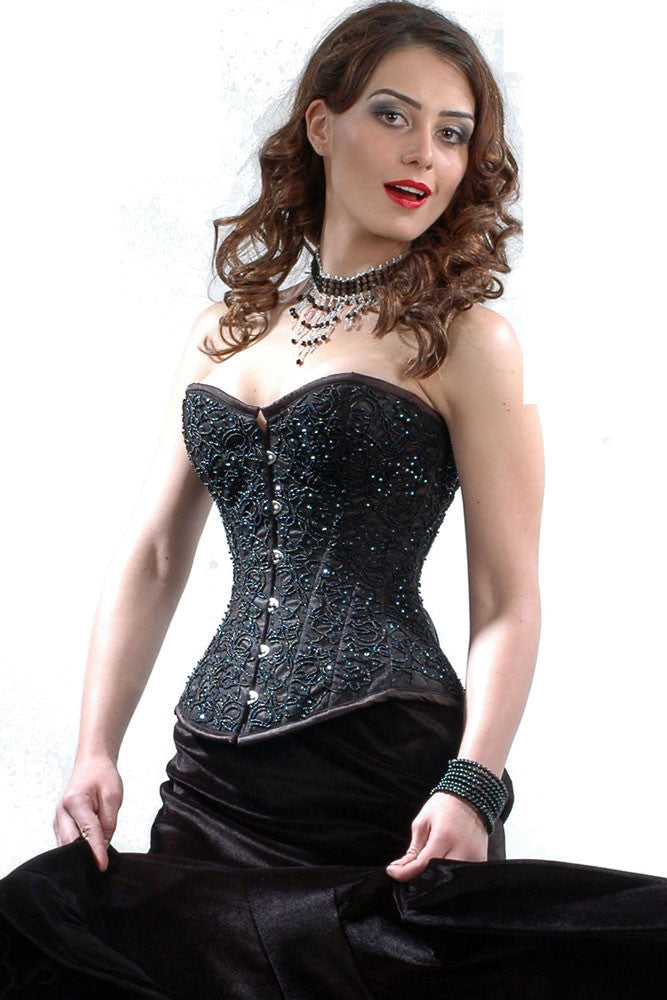 Elora Custom Made Corset - Corsets Queen US-CA