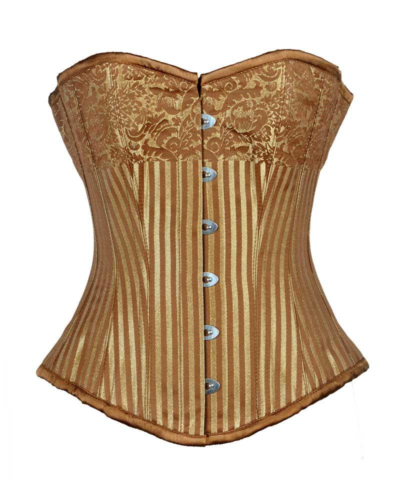 Ivory Overbust Corset