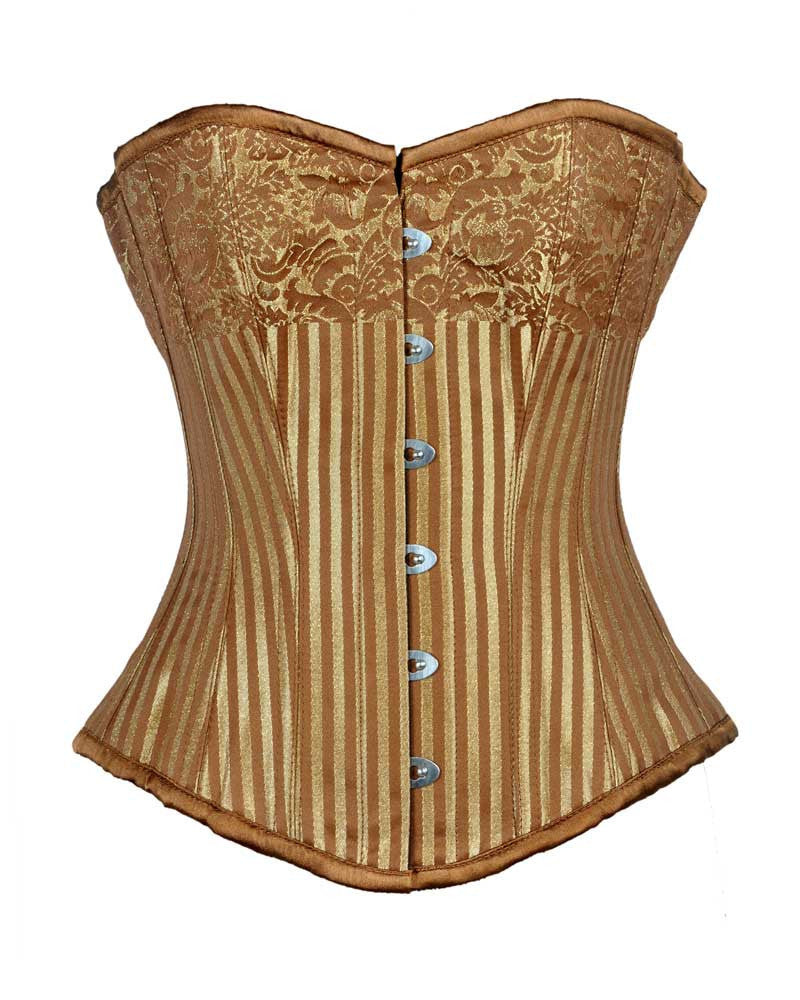 Ivory Custom Made Corset - Corsets Queen US-CA