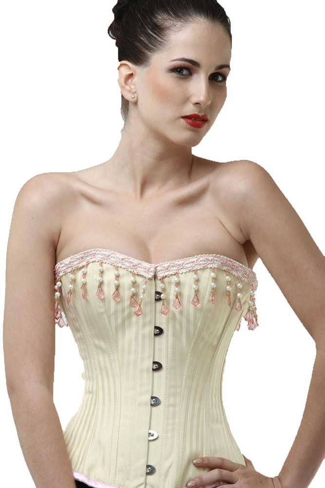 Janeth Custom Made Corset - Corsets Queen US-CA