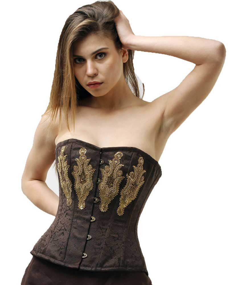 Japji Custom Made Corset - Corsets Queen US-CA