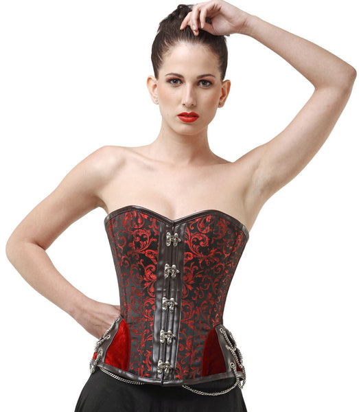 Jeanne Overbust Corset