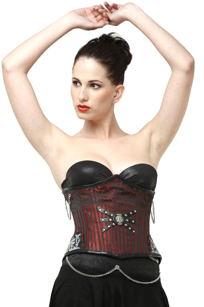 Jiselle Custom Made Corset - Corsets Queen US-CA