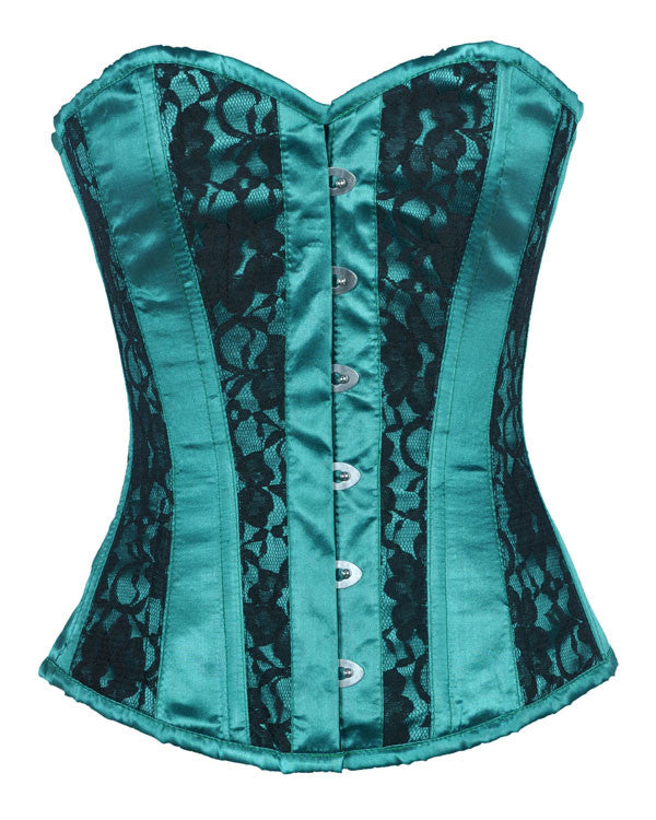 Juliette Custom Made Corset - Corsets Queen US-CA