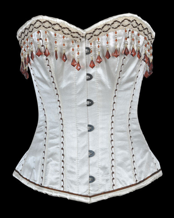 Kaila Custom Made Corset - Corsets Queen US-CA