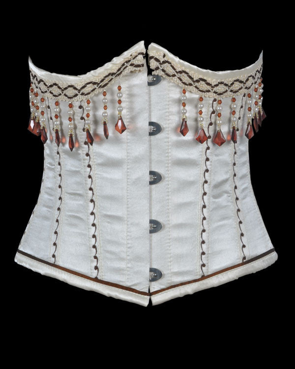 Kailey Custom Made Corset - Corsets Queen US-CA