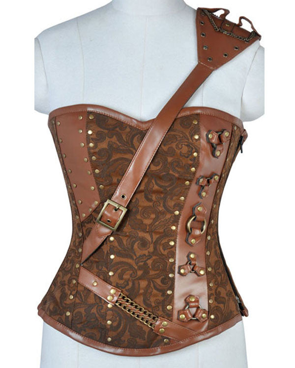 Kaiya Custom Made Corset - Corsets Queen US-CA